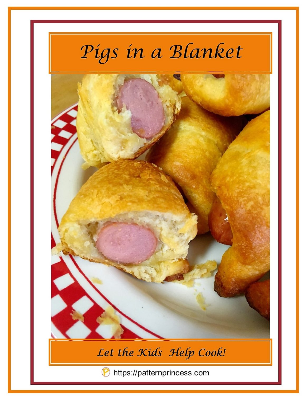 Pigs in a Blanket 1