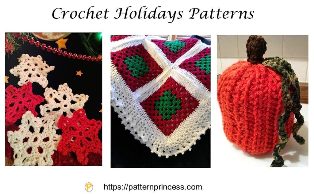 Crochet Holidays Patterns