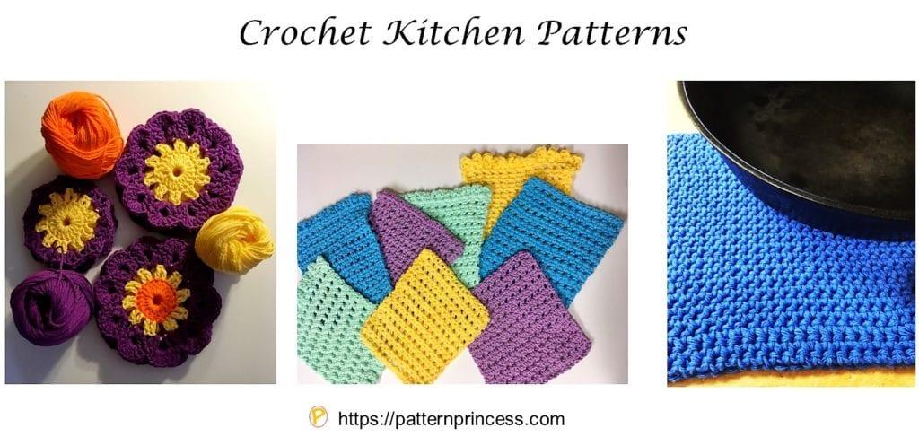 Crochet Kitchen Patterns
