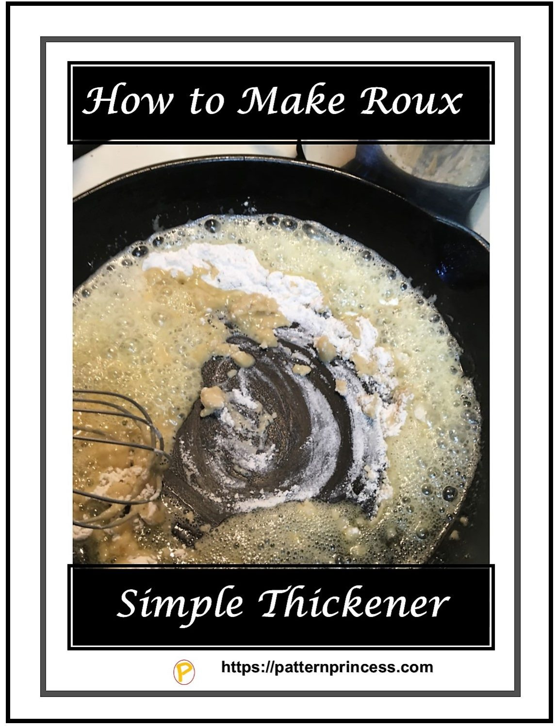 How to Make Roux 1