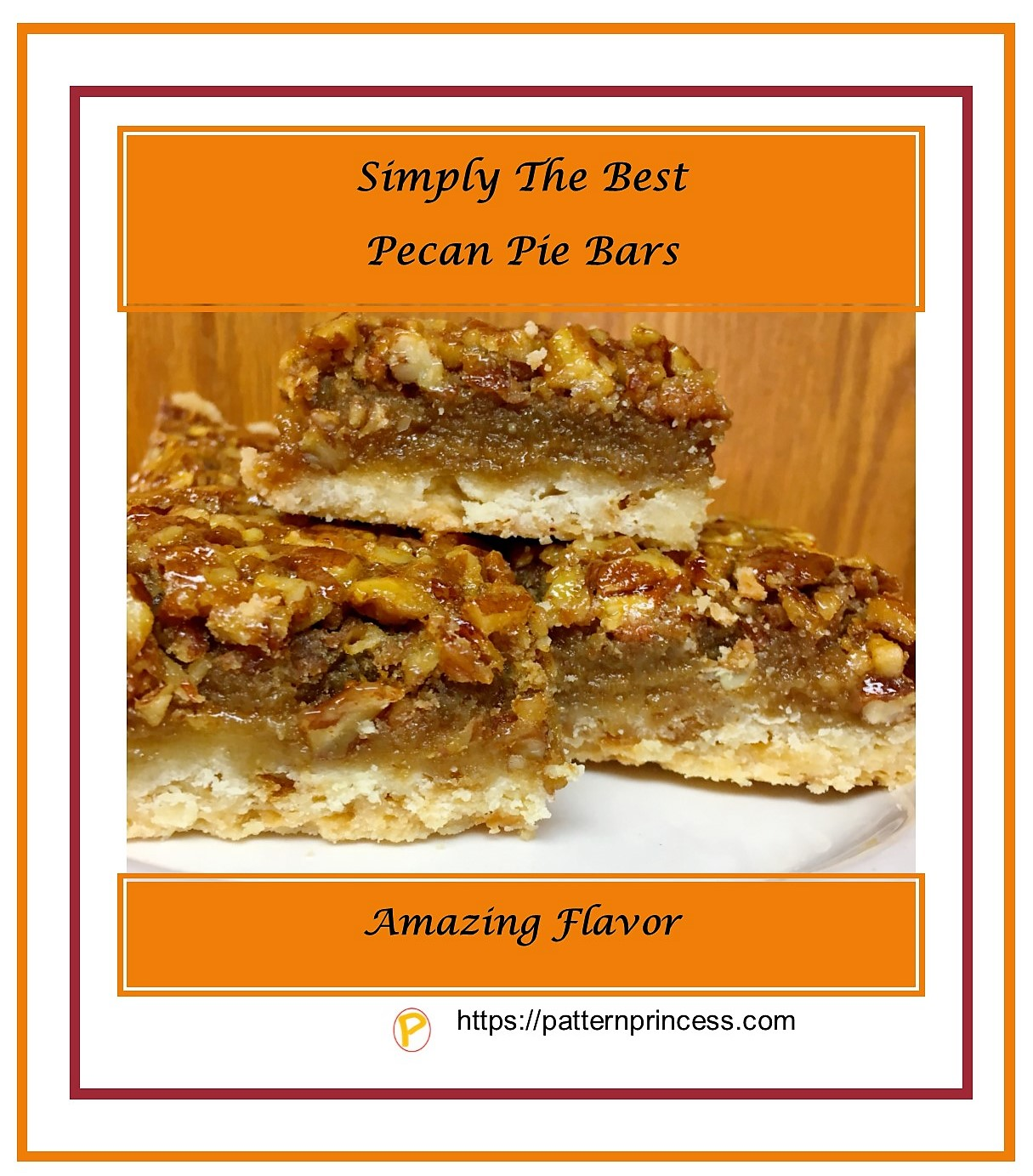 Simply The Best Pecan Pie Bars 1