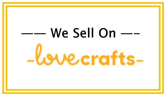 We Sell on Love Crafts