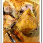 Simple Oven Baked Chicken