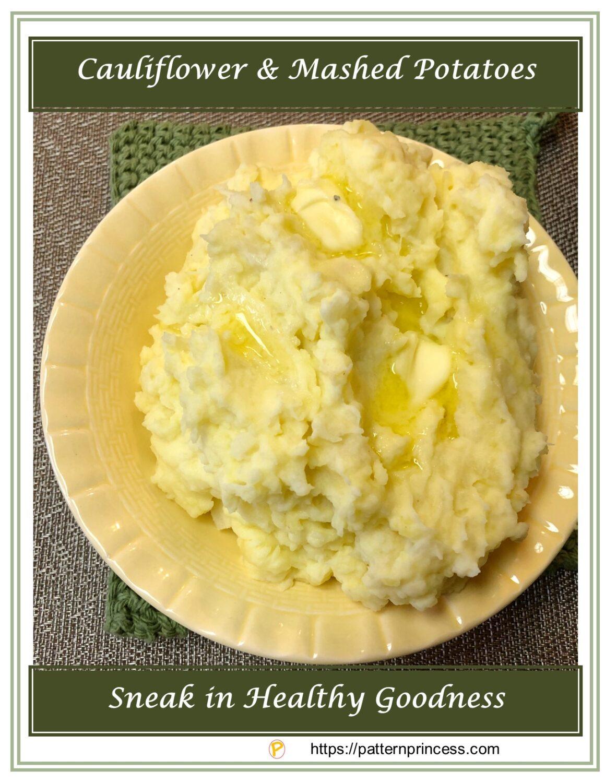 Cauliflower and Mashed Potatoes