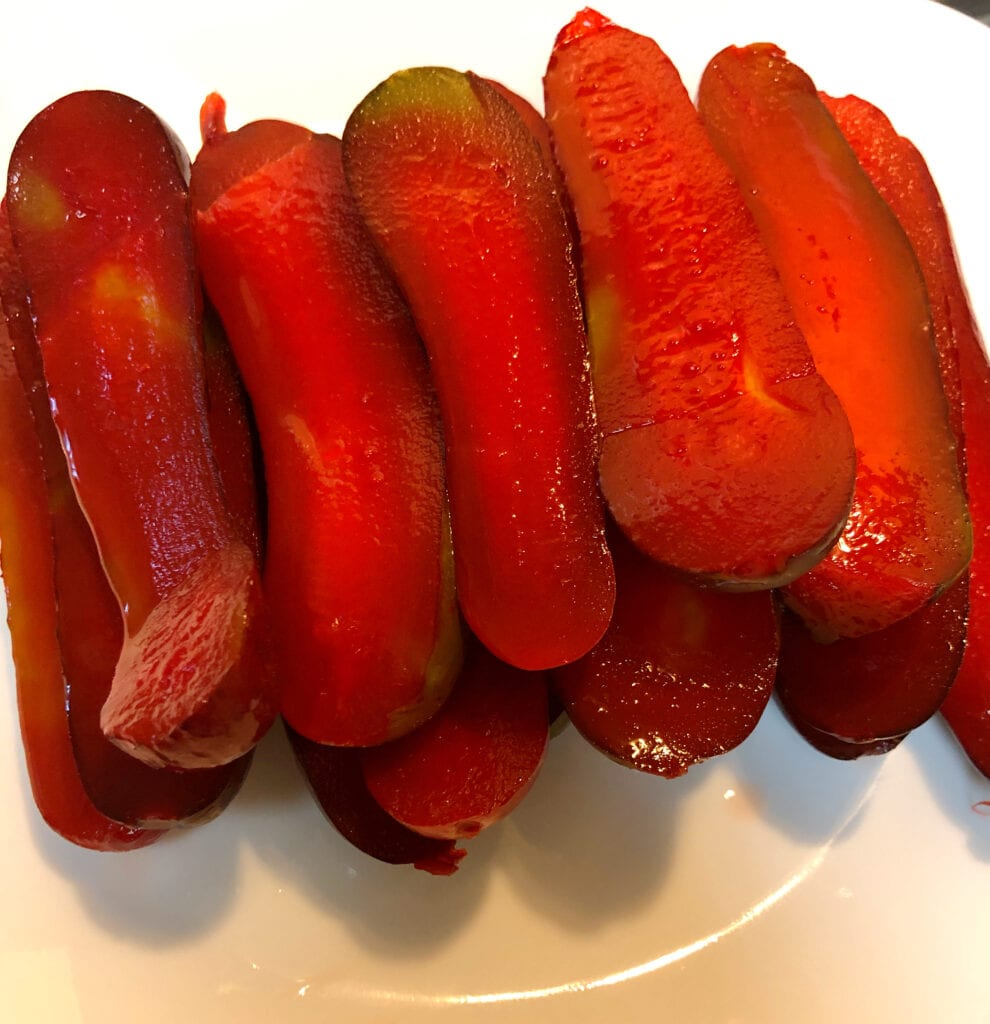 Quick Kool-Aid Pickles