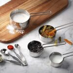 Measuring Cups and Measuring Spoon Set