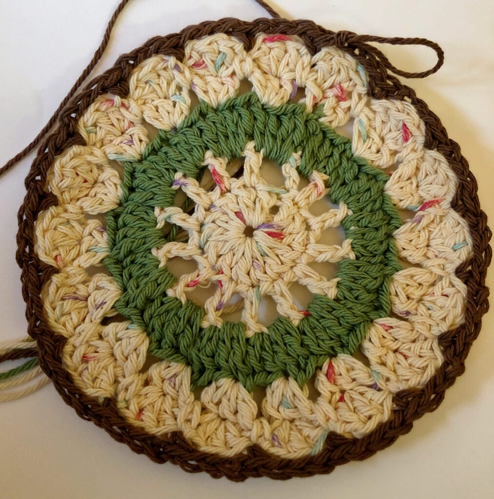 Doily After Round 6 is Completed