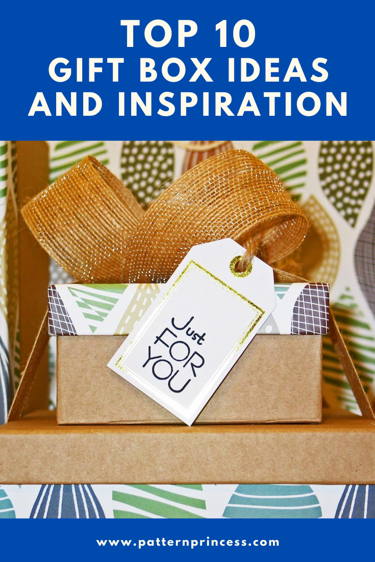 Top 10 Gift Box Ideas and Inspiration