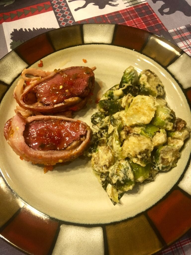 Brussels Sprouts Side Dish