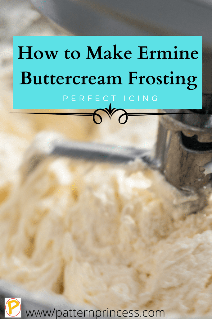 How to Make Ermine Buttercream Frosting