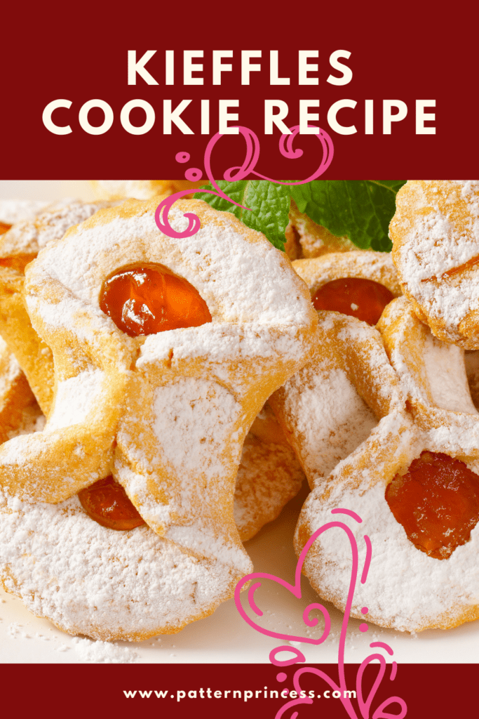 Kieffles Cookie Recipe