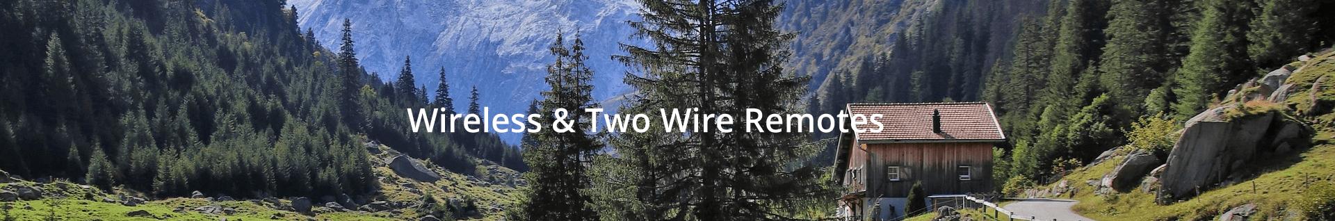 Honda Generator Wireless & Two Wire Remotes