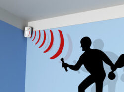 Motion sensor - IdealWaves Smart home and it solutions company in cairo egypt http://idealwaves.com