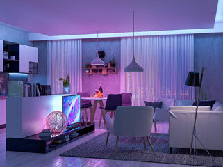 IdealWaves Smart home and it solutions company in cairo egypt http://idealwaves.com