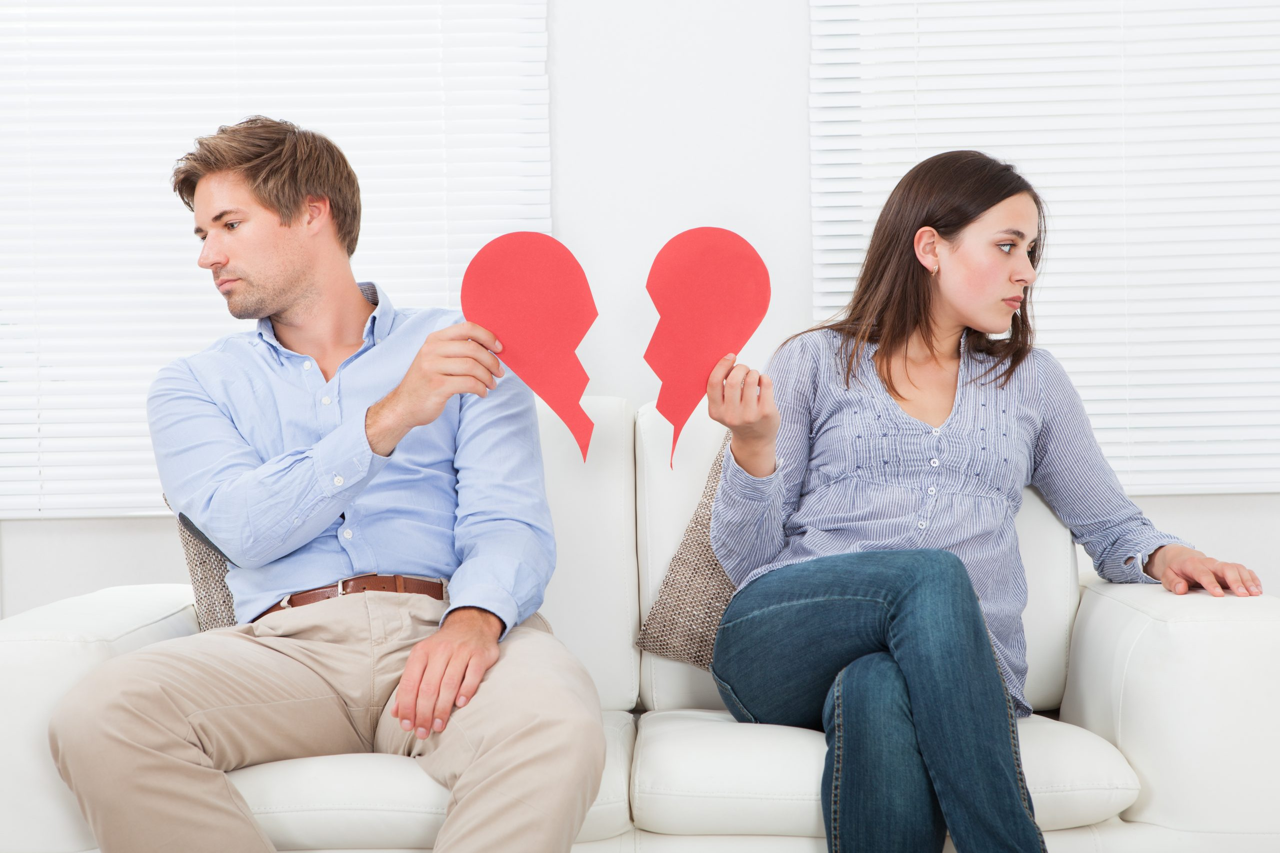 Lessen the Pain of Divorce
