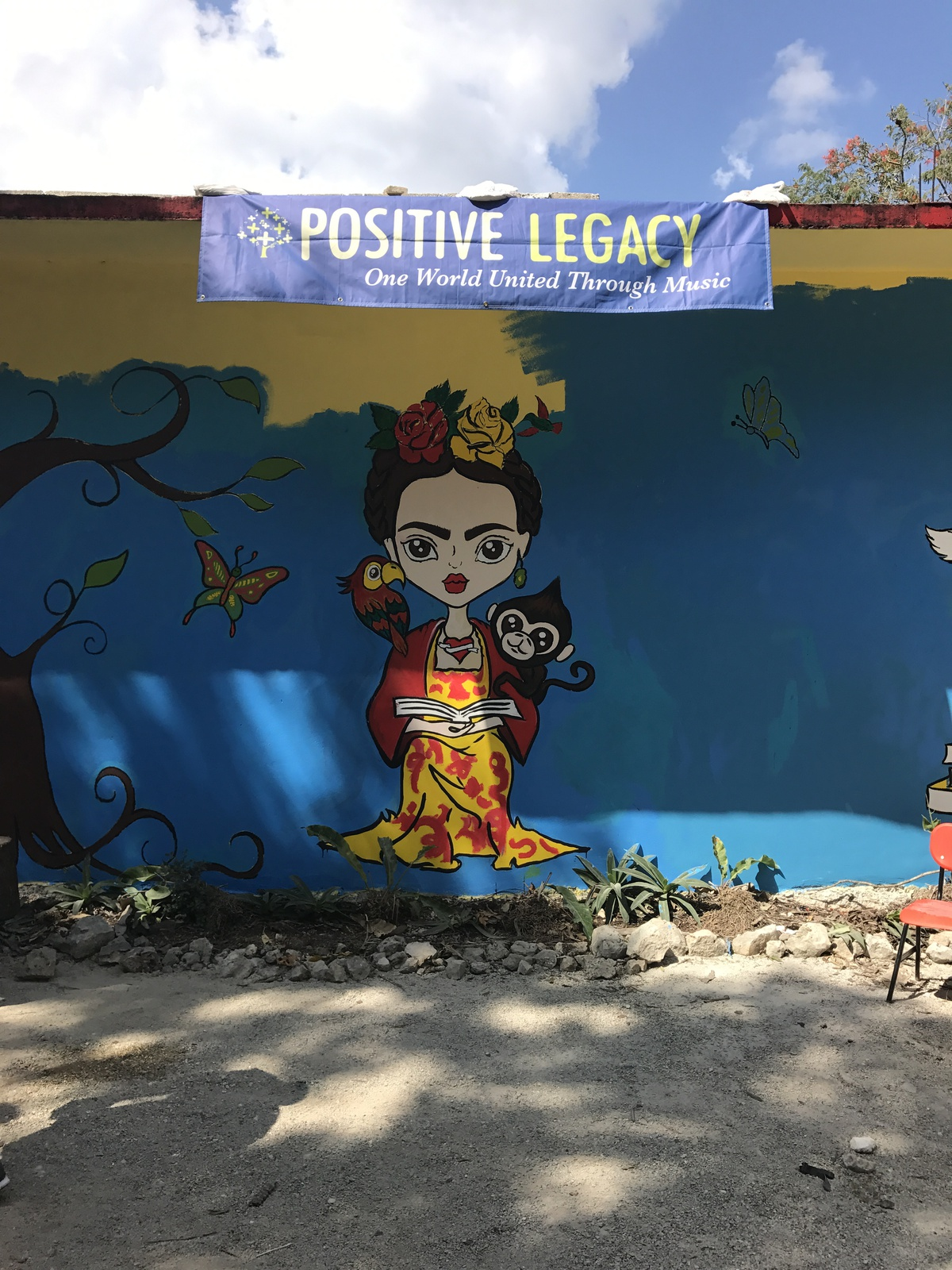 Tiffany Mosher Positive Legacy and Dreams for Mayan Children