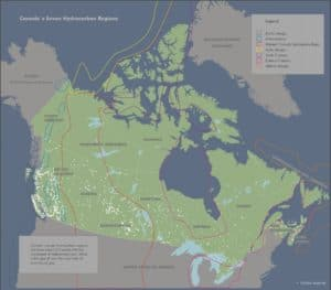 FN Reserves in hydrocarbons regions
