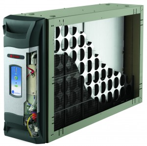 Trane CleanEffects Air Filtration System Cut Out
