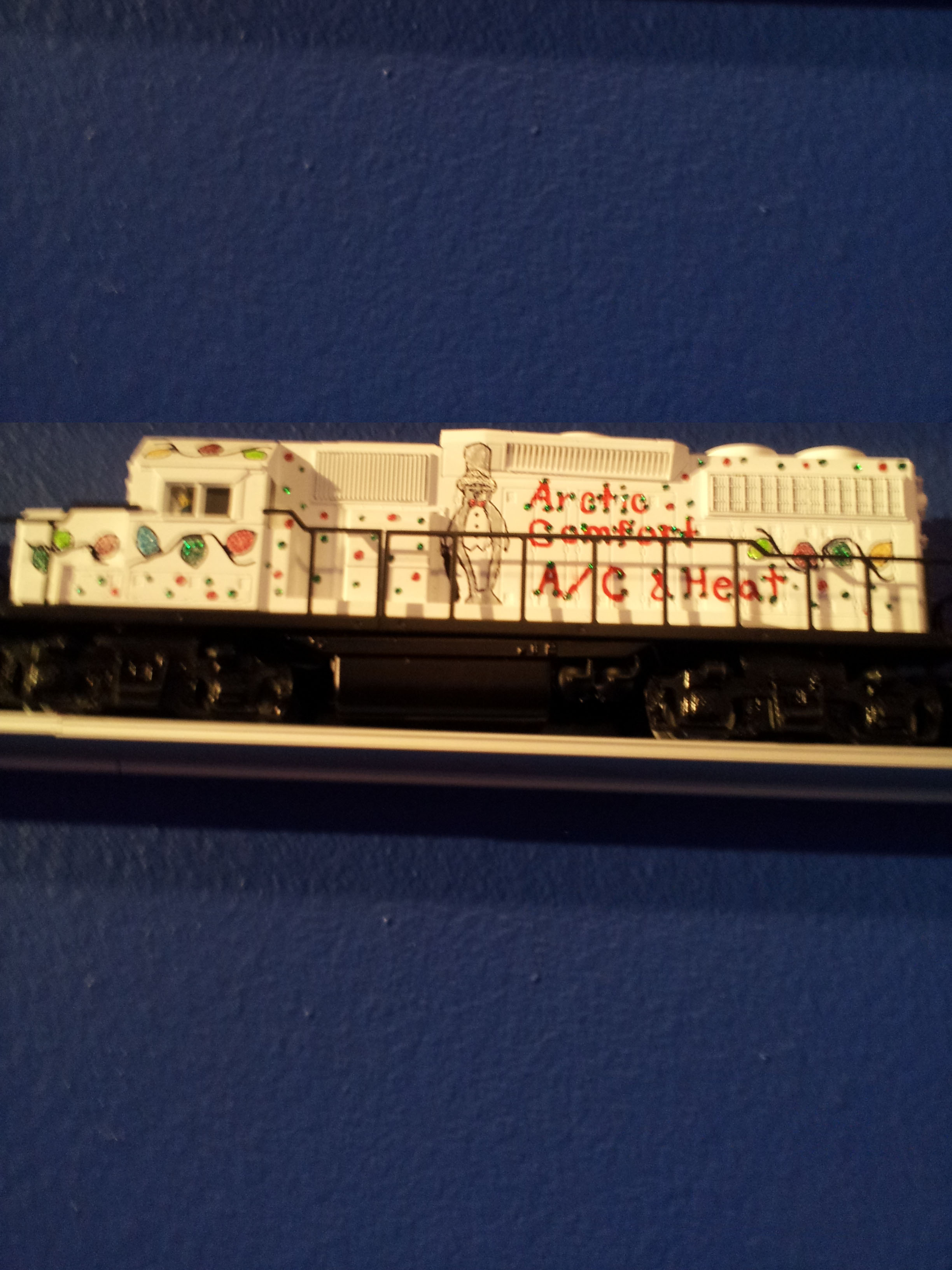 Arctic Comfort Air Conditioning & Heating Garland TX, Our Train to Support the Ronald McDonald House