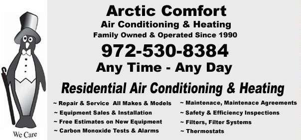 Arctic Comfort