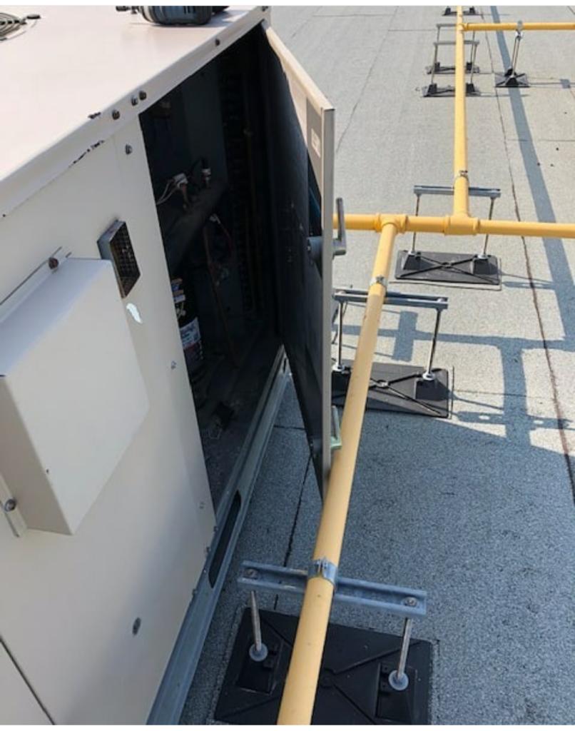 Open the Service Door