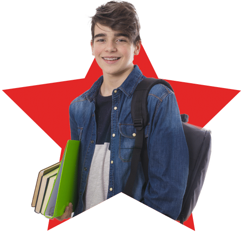 Boy Star Student
