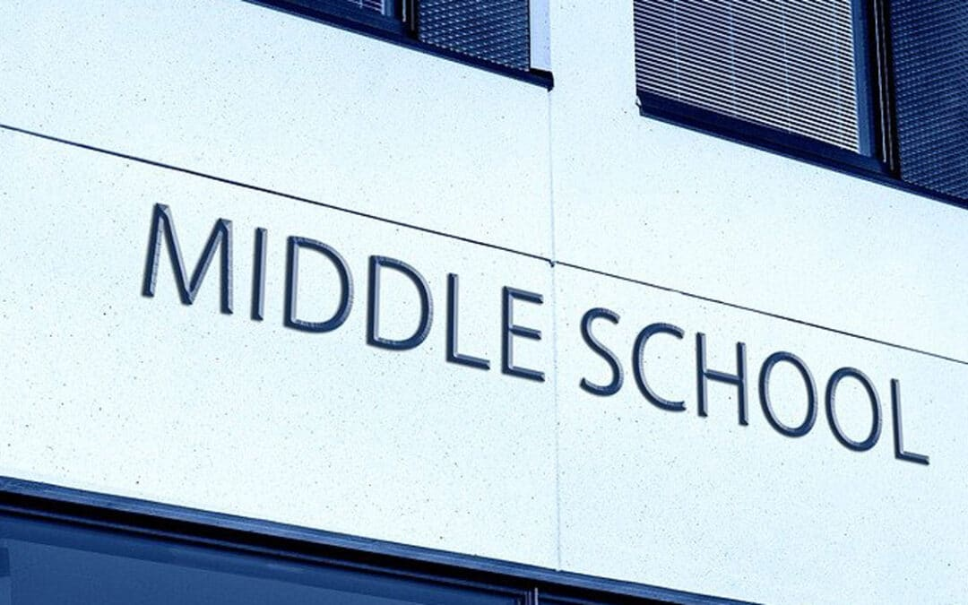What You Need to Know About Preparing Your Child for Middle School… Yikes!