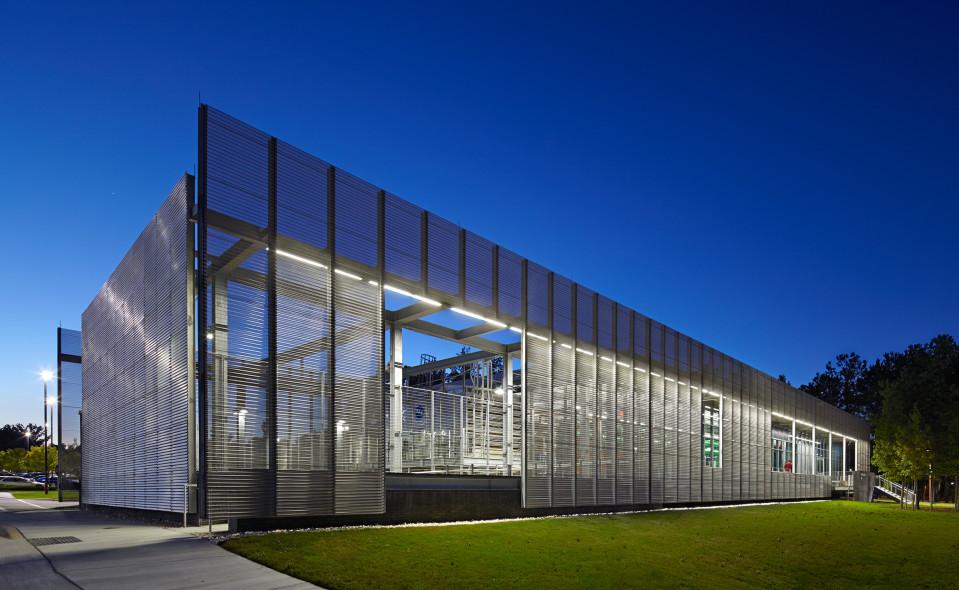 Wake Tech Regional Plant