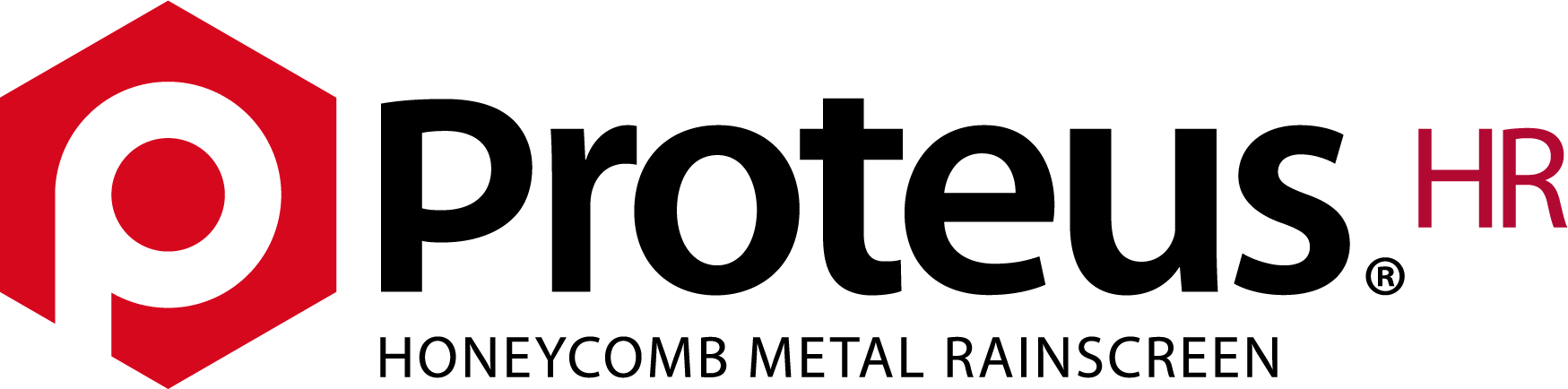 Proteus HR Logo (Black)