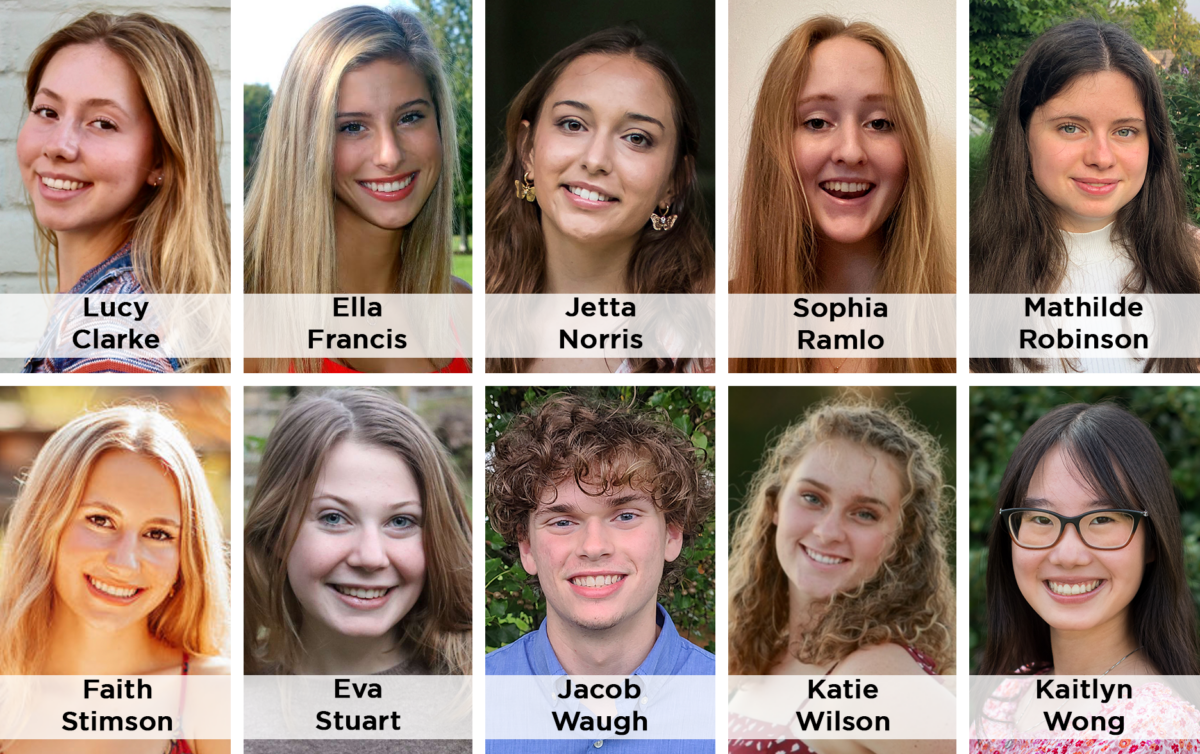 Ten high school seniors selected as finalists for Monroe County's Lilly Endowment Community Scholarships