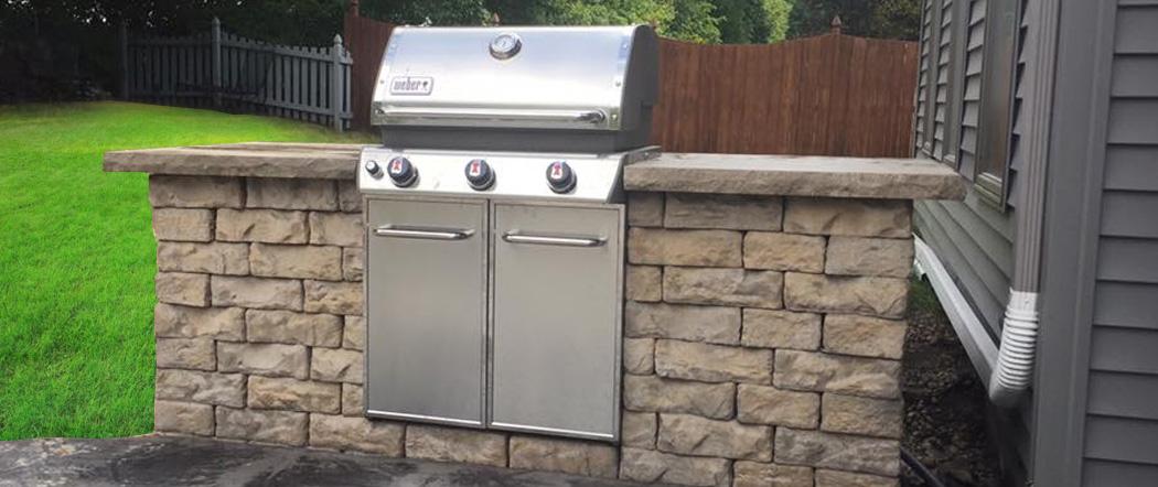 built in grill fort wayne