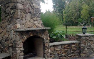 outdoor fireplace near me