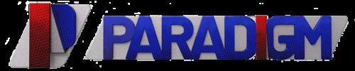 Paradigm Logo Master 800