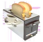 Metallized-Toaster