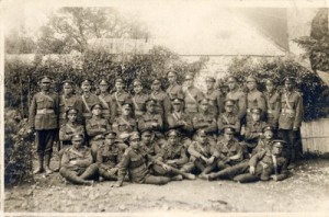 Members of the 118th Battalion.