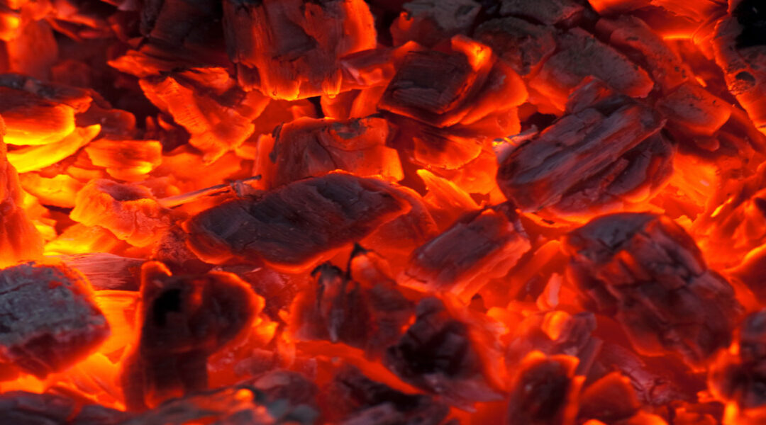 Why did I walk on Fire?