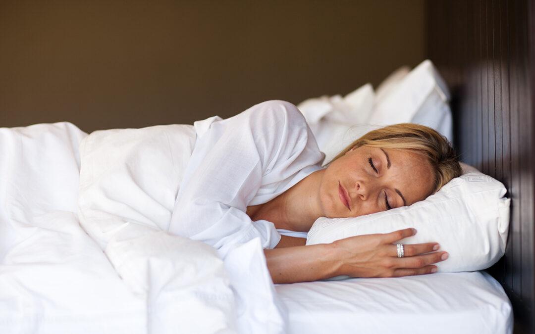 What's your sleep like?