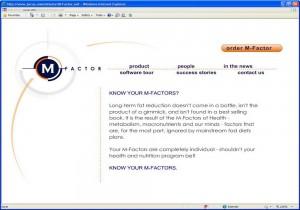 M Factor Diet
