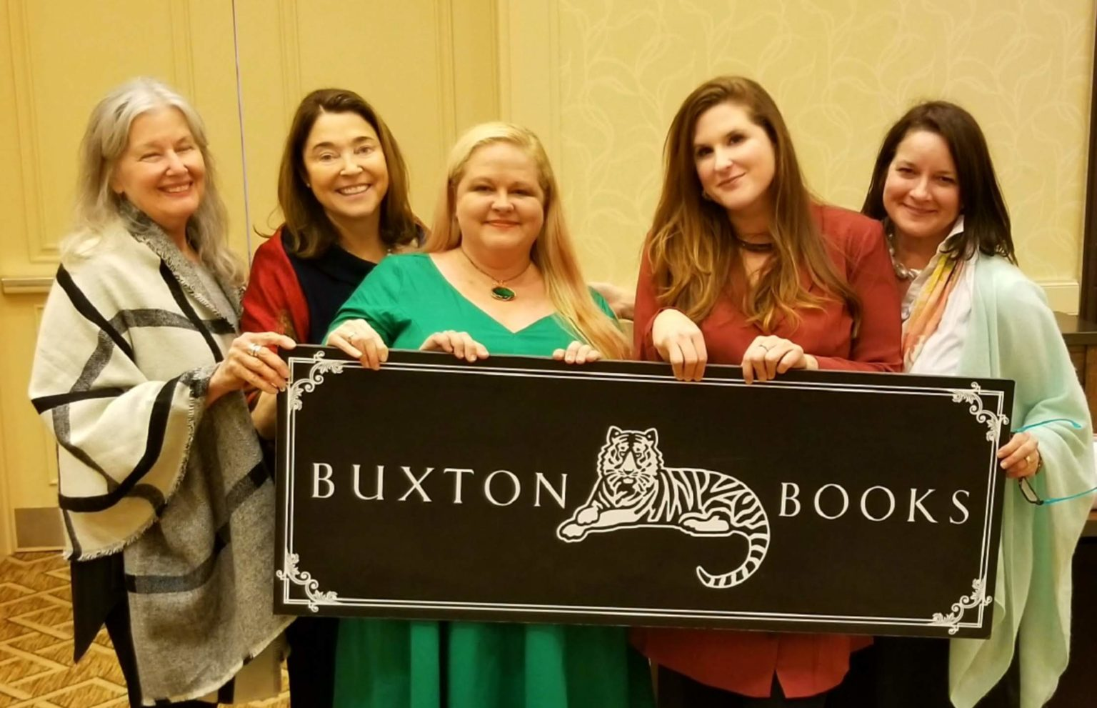 Wild Dunes Author Series hosted by Mary Alice Monroe, featuring Elizabeth Berg, Kate Quinn, and Signe Pike