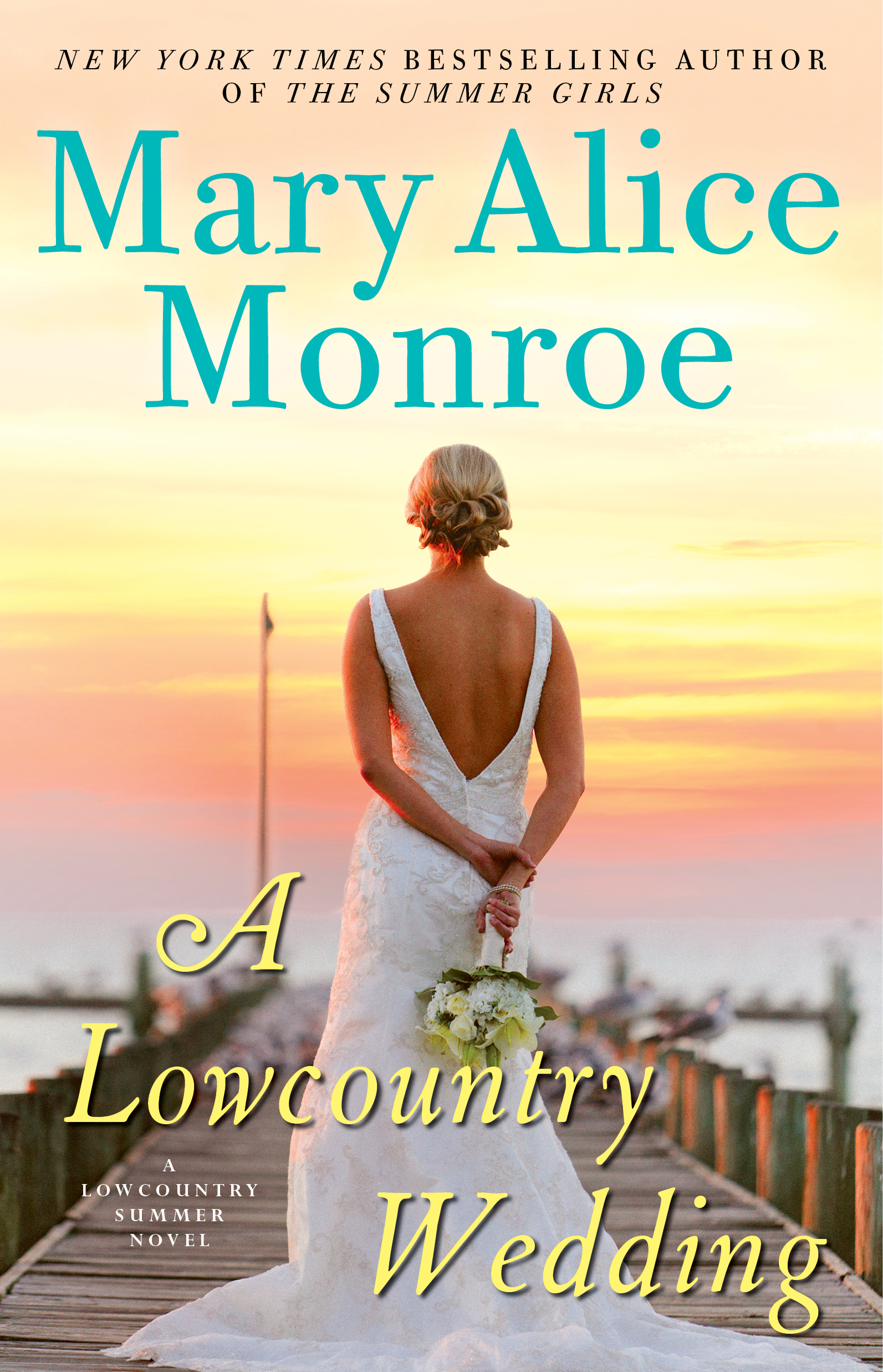 A Lowcountry Wedding front cover