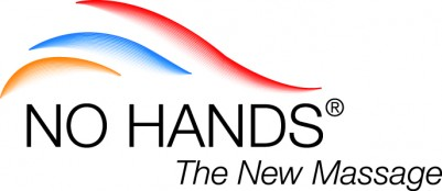 No Hands Massage Logo