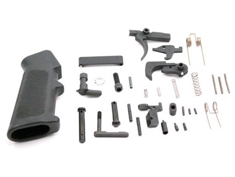 Go Ballistic Firearms Standard AR-10 / .308 Lower Parts Kit (LPK)