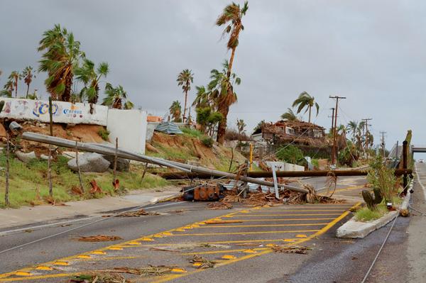 hurricane disaster response