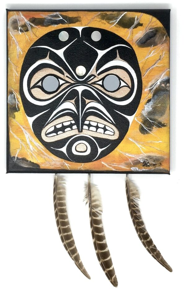 nuxalk painting