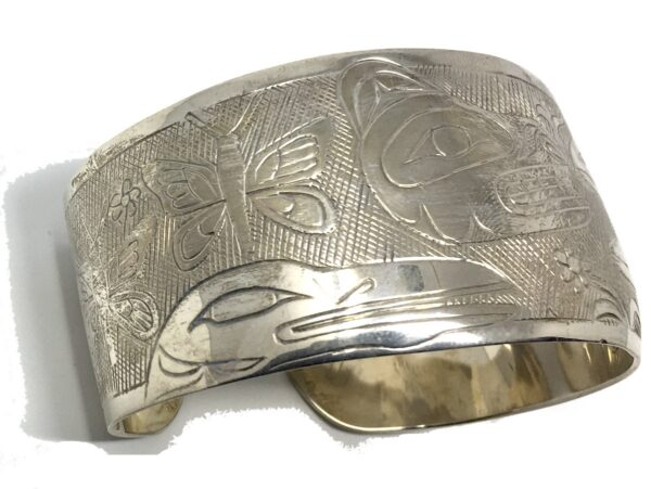 silver nuxalk jewelry