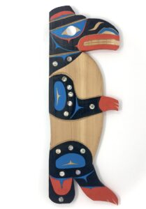 nuxalk carving, noel pootlass