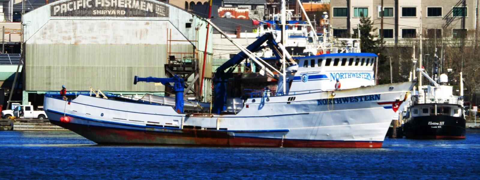 Seattle Easter Boat Parade, WA Ship Canal, Lake Union, Ballard Locks, Ballard Bridge, Salty Dog Boating