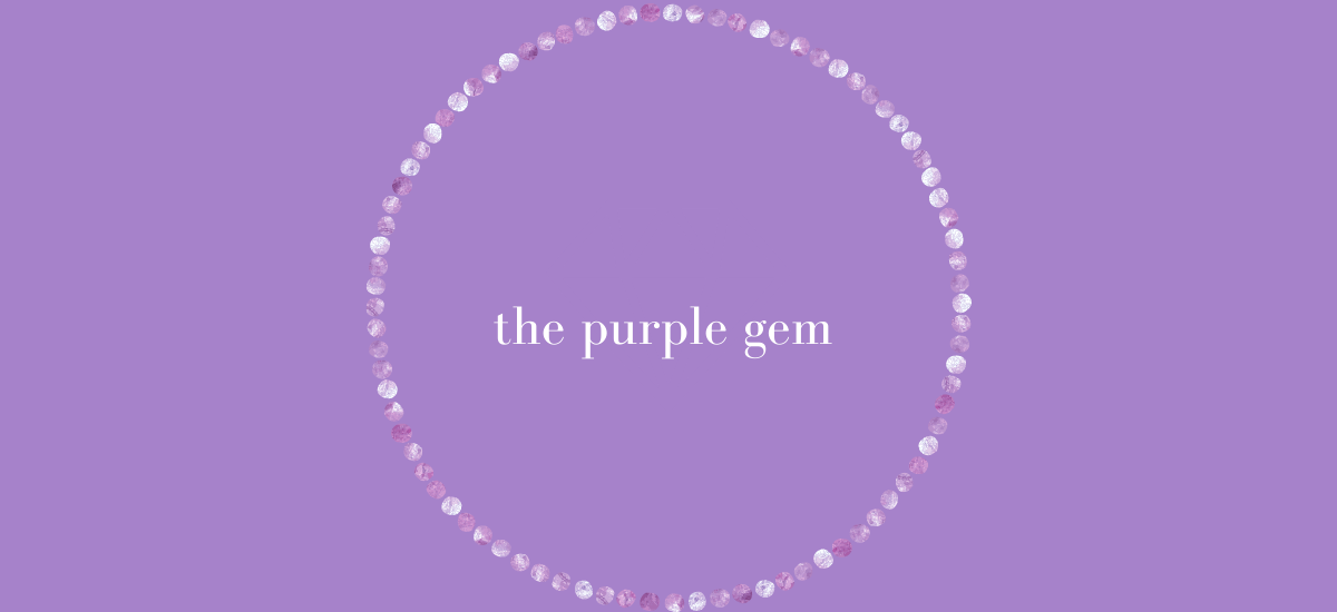 the purple gem