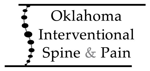 Oklahoma Interventional Spine & Pain