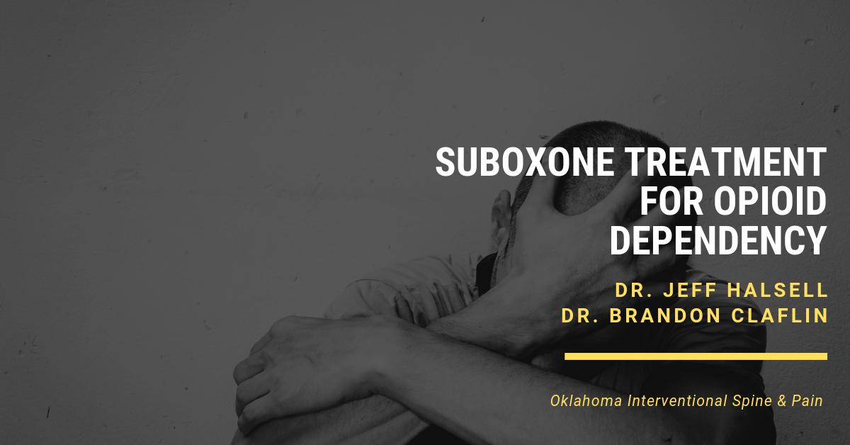 Tulsa Suboxone treatment